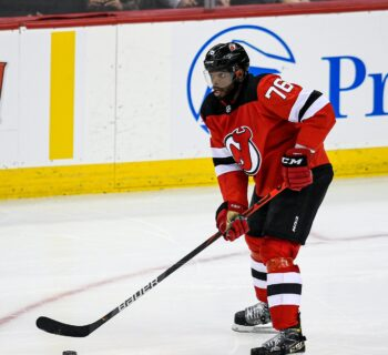 P.K. Subban, New Jersey Devils