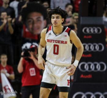 Rutgers, Geo Baker