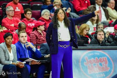 Rutgers, C. Vivian Stringer
