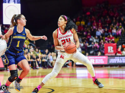 All-Big Ten, Arella Guirantes, Rutgers