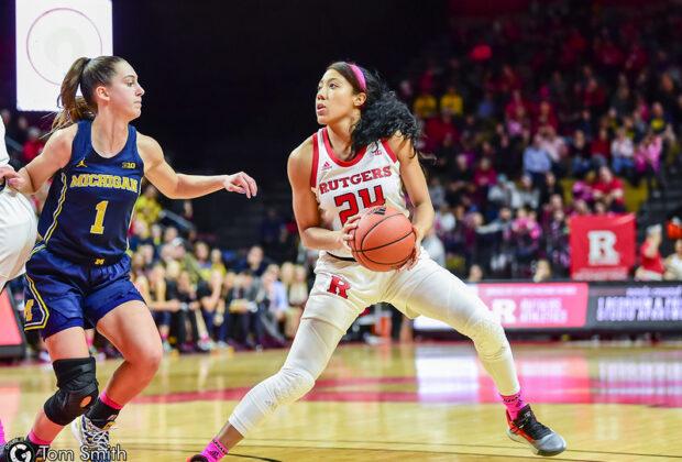All-Big Ten, Arella Guirantes, Rutgers