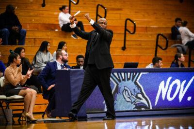 Marc Mitchell, Saint Peter's, NCAA
