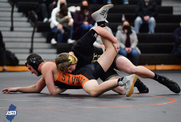 wrestling, NJSIAA wrestling tournament, south region, jsn