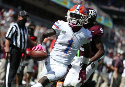 Kadarius Toney, Giants, Florida, NFL Draft