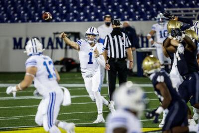 BYU, Zach Wilson, NFL Draft, Jets