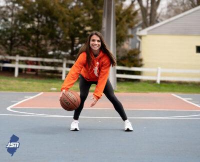 Maddie Scheier, basketball, Somerville