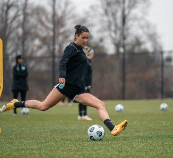 Sky Blue FC, JSN, soccer, Evelyne Viens
