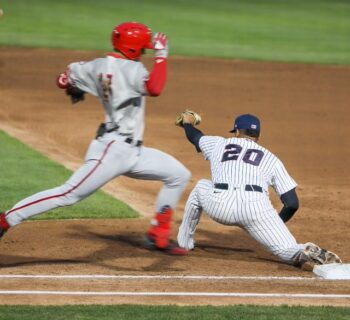 Somerset Patriots, JSN, Yankees, minor league baseball