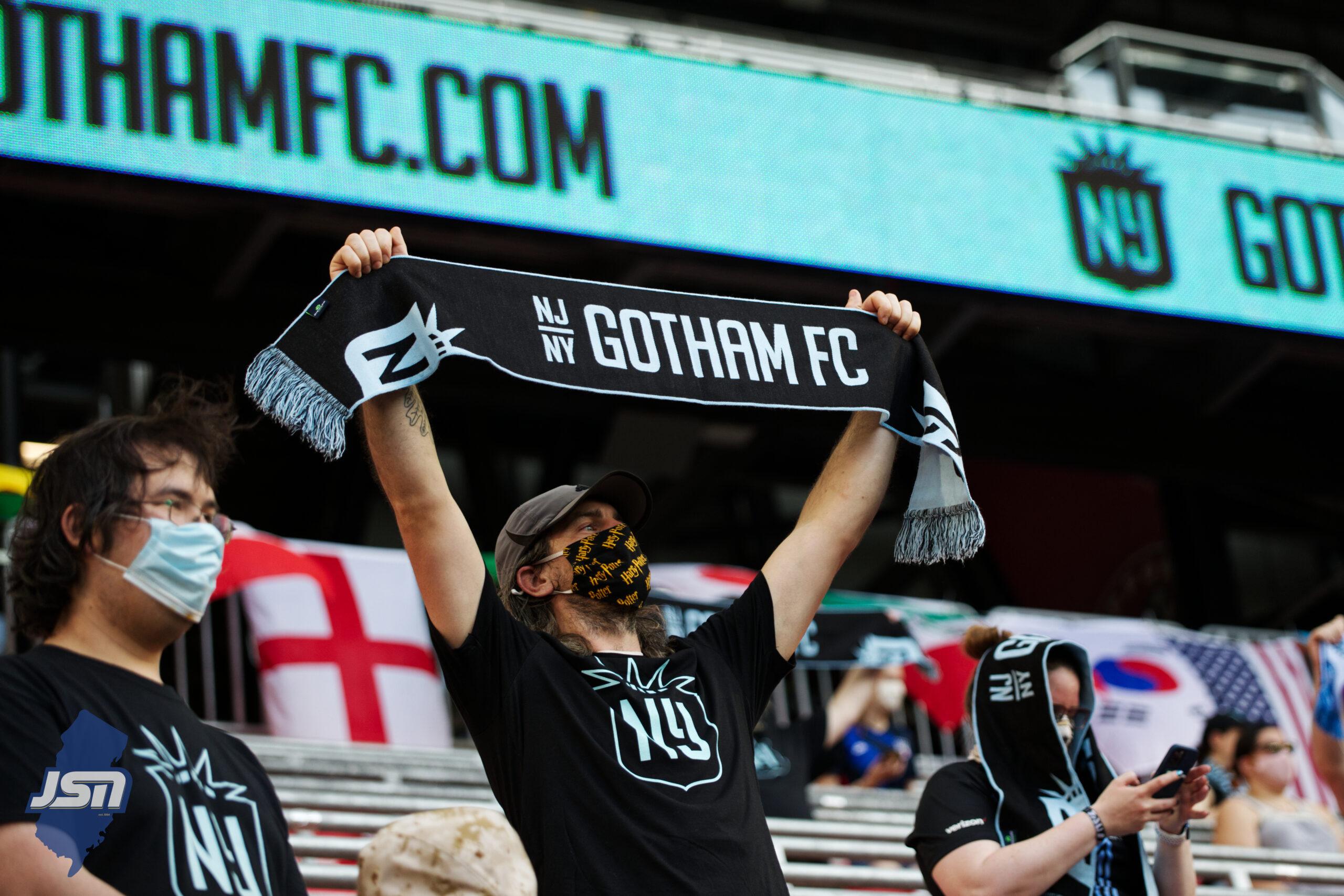 Becca Moros, Gotham FC, NJ/NY Gotham FC