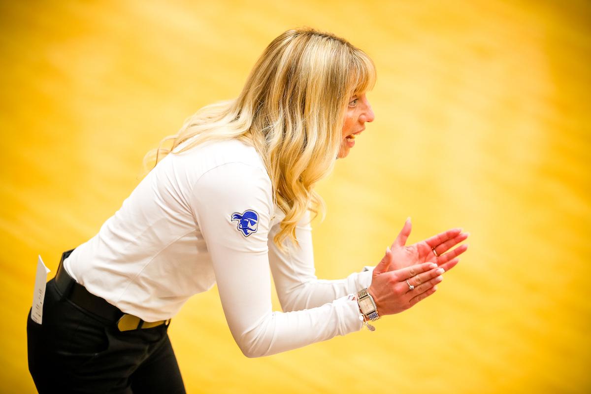 Lauren DeFalco, Seton Hall
