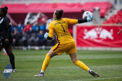 Kailen Sheridan, NJ/NY Gotham FC, Canada, Olympics
