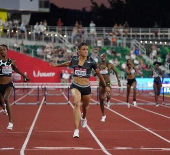Sydney McLaughlin, McLaughlin, Tokyo, Olympics