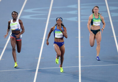 English Gardner, Track, Team USA, Olympics