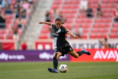 Sabrina Flores, NJ/NY Gotham FC, Gotham FC, NWSL, soccer