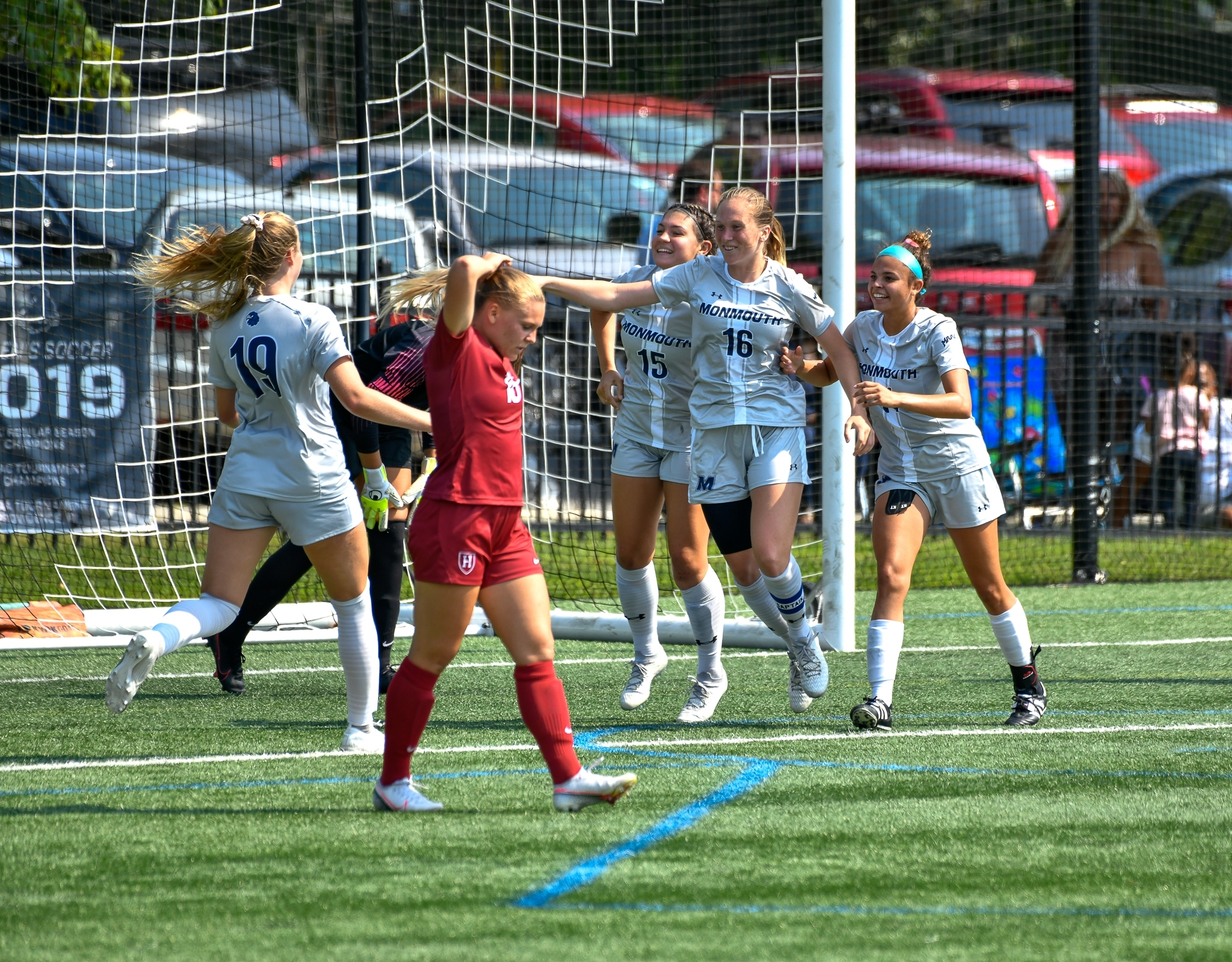 Monmouth, Monmouth Women's Soccer