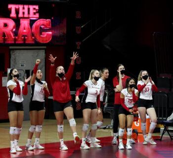 Rutgers Volleyball, Rutgers, Big Ten