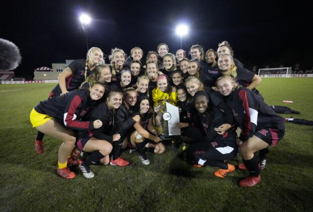 Rutgers, Rutgers women's soccer, Big Ten