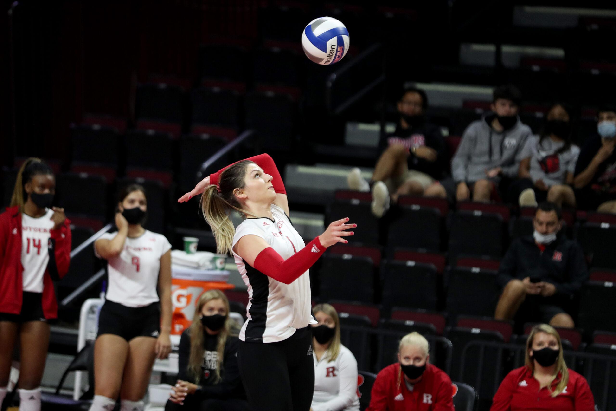 Rutgers, Rutgers Volleyball